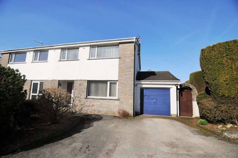 3 Bedrooms Semi Detached House for sale in Bowland Drive, Kendal
