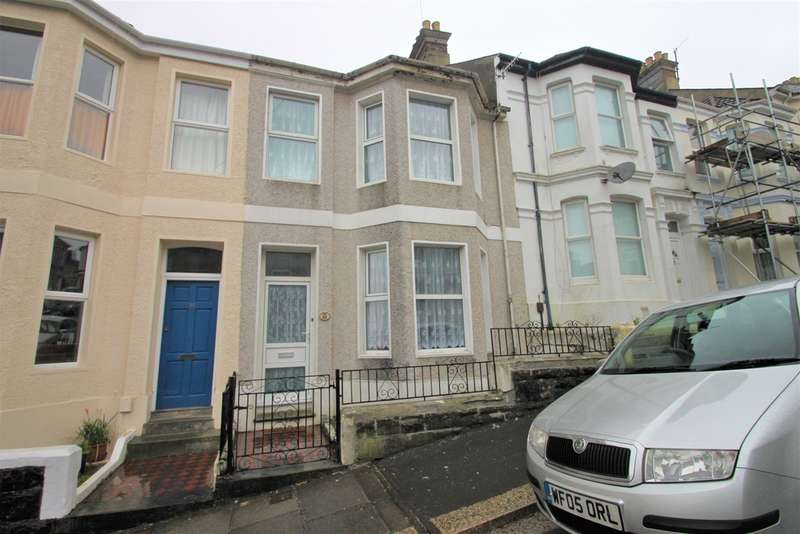 4 Bedrooms Terraced House for sale in Lipson, Plymouth