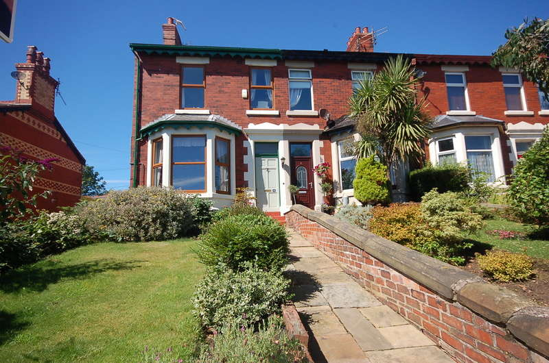 4 Bedrooms End Of Terrace House for sale in Bryan Road, Blackpool