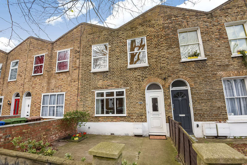 3 Bedrooms Terraced House for sale in Fort Road, Bermondsey