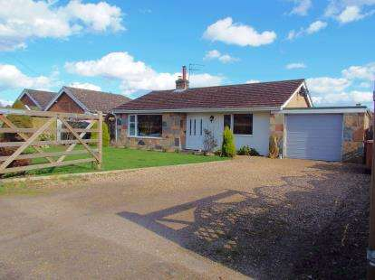 2 Bedrooms Bungalow for sale in Great Witchingham, Norwich, Norfolk
