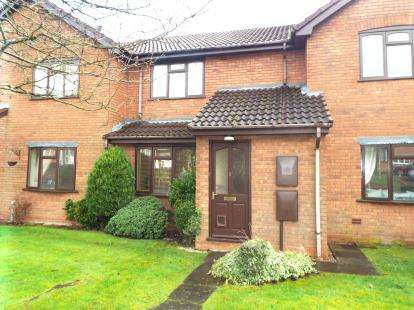 1 Bedroom Maisonette Flat for sale in Nelson Drive, Cannock, Staffordshire