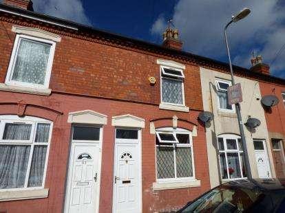 2 Bedrooms Terraced House for sale in Court Road, Balsall Heath, Birmingham, West Midlands