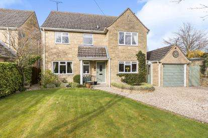 4 Bedrooms Detached House for sale in Teddington, Tewkesbury, Gloucestershire
