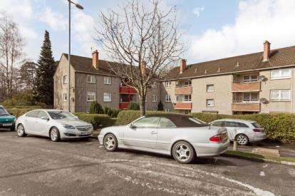 2 Bedrooms Flat for sale in Drumilaw Road, Rutherglen, Glasgow