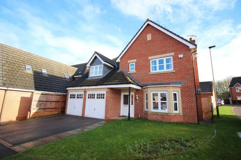 4 Bedrooms Detached House for sale in Wainwright Avenue, Hamilton
