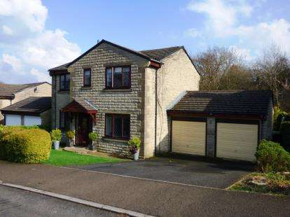 4 Bedrooms Detached House for sale in Eccles Close, Whaley Bridge, High Peak