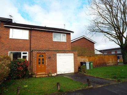3 Bedrooms End Of Terrace House for sale in Longridge, Knutsford, Cheshire