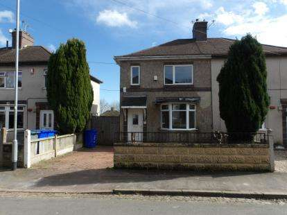 2 Bedrooms Semi Detached House for sale in Bird Road, Stoke-On-Trent, Staffordshire