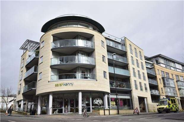2 Bedrooms Flat for sale in North Contemporis, Merchants Road, Clifton, Bristol, BS8 4HH