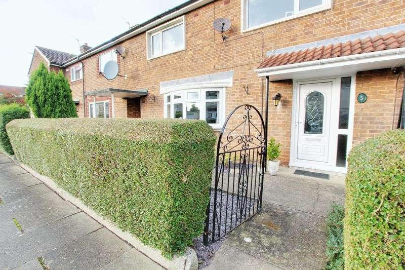 2 Bedrooms Terraced House for sale in Wilkinson Road, Newton Aycliffe
