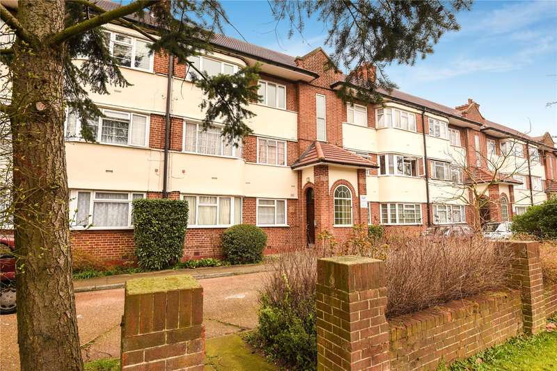 2 Bedrooms Apartment Flat for sale in Malvern Court, Alexandra Avenue, Harrow, Middlesex, HA2