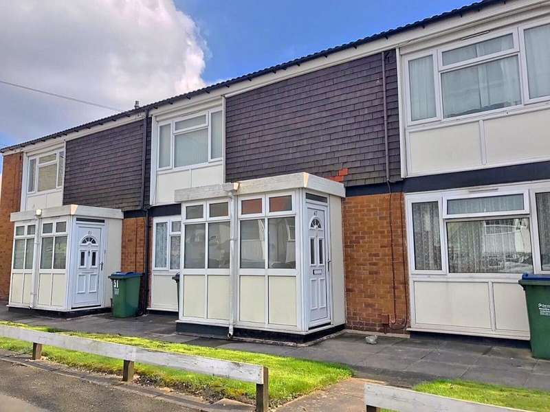 1 Bedroom Flat for sale in BILHAY LANE, WEST BROMWICH, B70 9RS