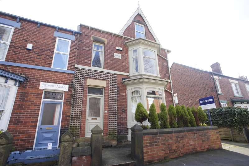 5 Bedrooms Semi Detached House for sale in Bromwich Road, Woodseats, Sheffield, S8 0GG