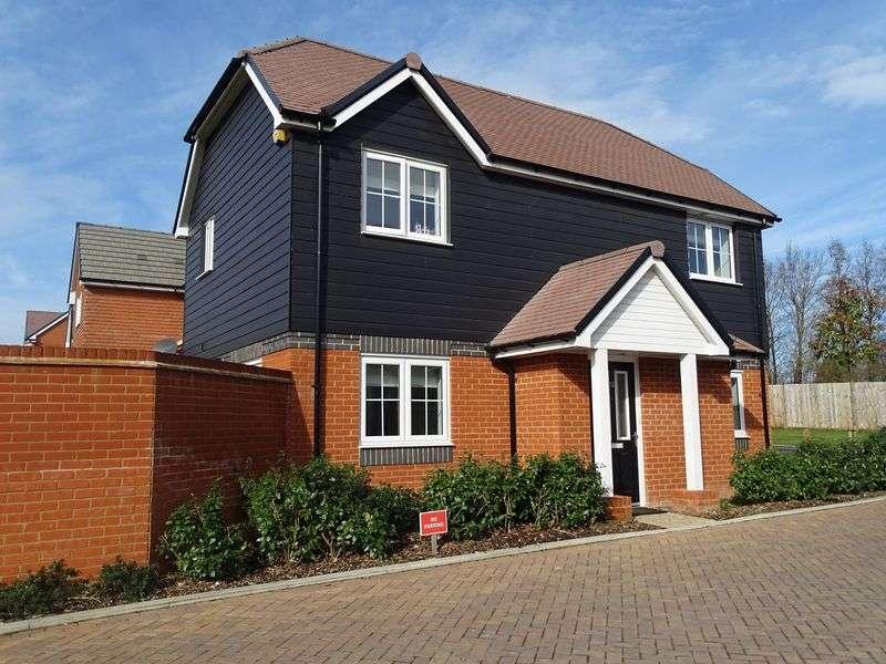 3 Bedrooms Detached House for sale in Hensler Drive, Salisbury