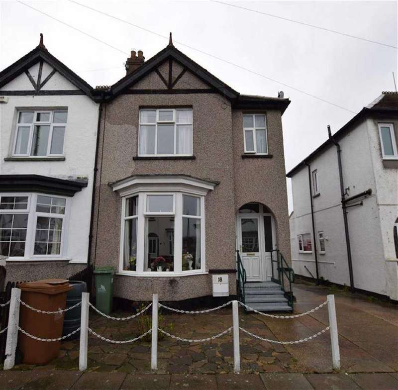 3 Bedrooms House for sale in Lindsey Road, Cleethorpes, North East Lincolnshire
