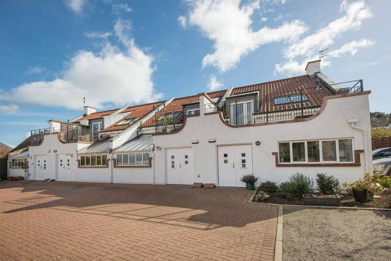 3 Bedrooms Mews House for sale in 58 Ibris Place, North Berwick, EH39 4DF