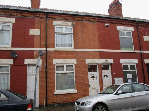3 Bedrooms Terraced House for sale in Buller Road Leicester
