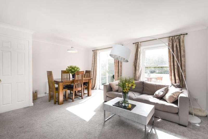 3 Bedrooms Terraced House for sale in Usborne Mews, Oval, SW8