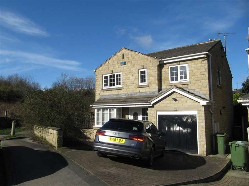 4 Bedrooms Detached House for sale in Warneford Road, Cowlersley, Huddersifeld, HD4