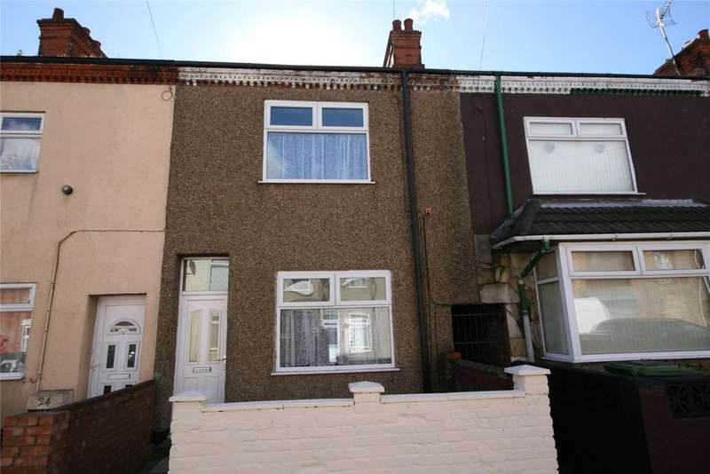 3 Bedrooms Terraced House for sale in Sidney Street, Cleethorpes, DN35