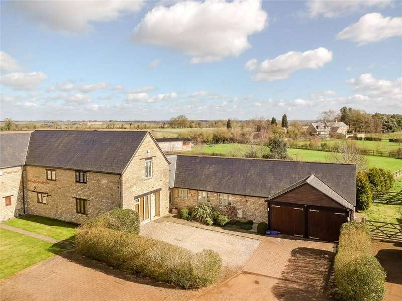 4 Bedrooms Barn Conversion Character Property for sale in Evenley, Brackley, Northamptonshire