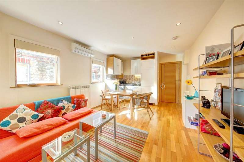 1 Bedroom Flat for sale in High Street, Teddington, TW11