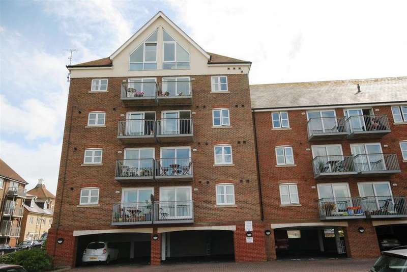 1 Bedroom Flat for sale in Sussex Wharf, Shoreham-By-Sea