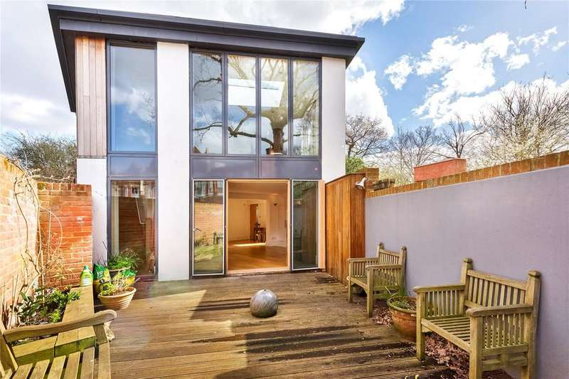 4 Bedrooms Detached House for sale in Ranelagh Avenue, Barnes, London, SW13