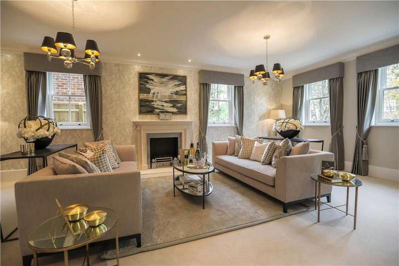 5 Bedrooms Detached House for sale in Cedars Close, Hendon, London, NW4