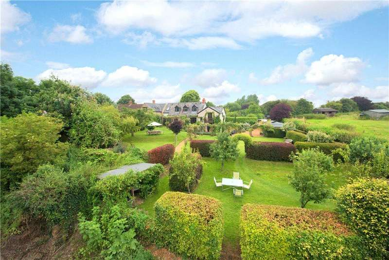 4 Bedrooms Detached House for sale in Steane Grounds Cottage, Steane, Brackley, Northamptonshire
