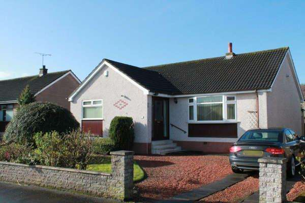 3 Bedrooms Detached Bungalow for sale in 5 Seaforth Crescent, Barrhead, Glasgow, G78 1PL