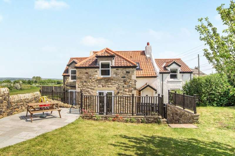 3 Bedrooms Detached House for sale in Green Cottage, Woodside, Ryton, NE40