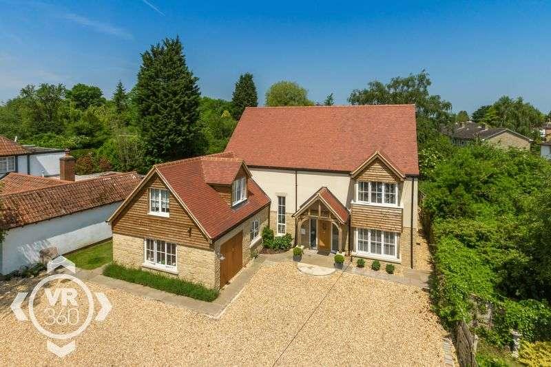 5 Bedrooms Detached House for sale in Huntsmans House, Horton-cum-Studley, Oxford