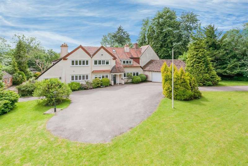 5 Bedrooms Detached House for sale in Hamels Lane, Boars Hill, Oxford