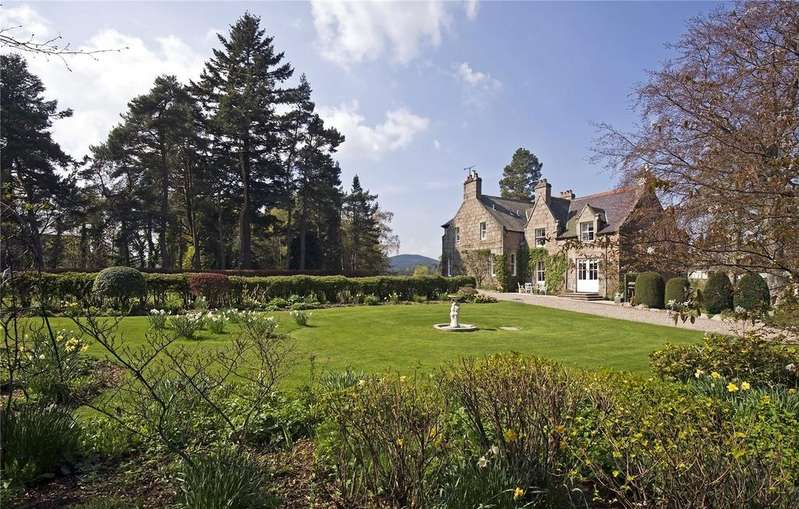 6 Bedrooms Detached House for sale in Greystones House, Abergeldie Road, Ballater, Aberdeenshire