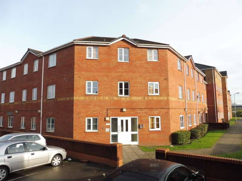 1 Bedroom Flat for sale in Glan Rhymni, Splott, Cardiff