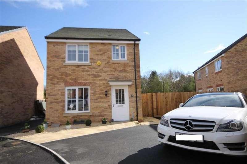 3 Bedrooms Detached House for sale in Llwybr Y Coetir, Caerphilly, CF83