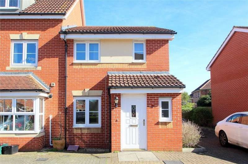2 Bedrooms End Of Terrace House for sale in Bristol South End, Bedminster, Bristol, BS3