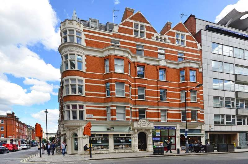 2 Bedrooms Flat for sale in Berners Mansions, Fitzrovia, W1T