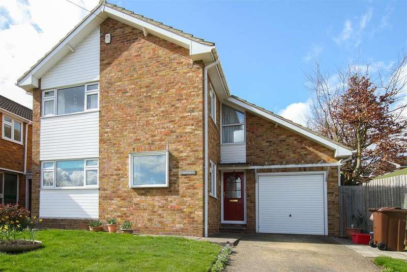 4 Bedrooms Detached House for sale in Hook End