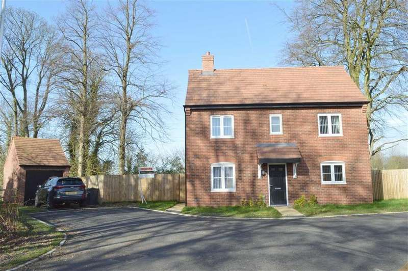 4 Bedrooms Detached House for sale in College Way, CH62
