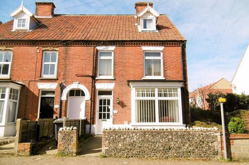 5 Bedrooms Semi Detached House for sale in Sheringham, Norfolk