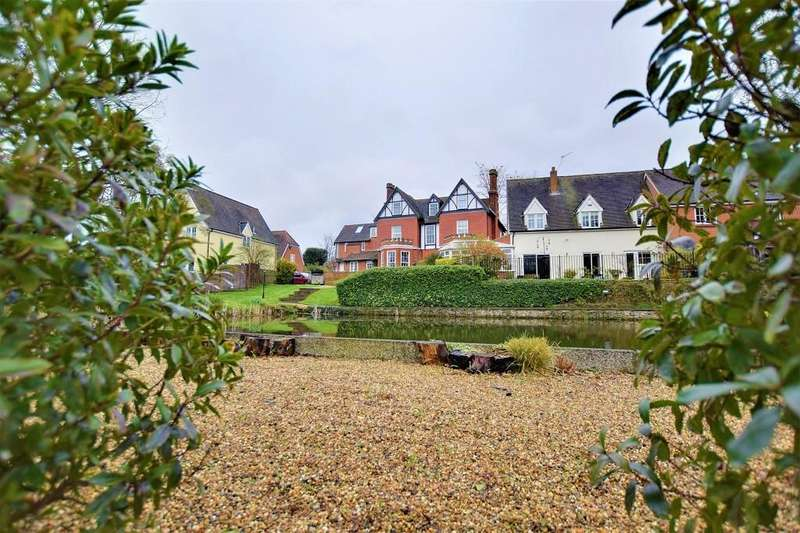 1 Bedroom Apartment Flat for sale in The Old Vicarage, Vicarage Road