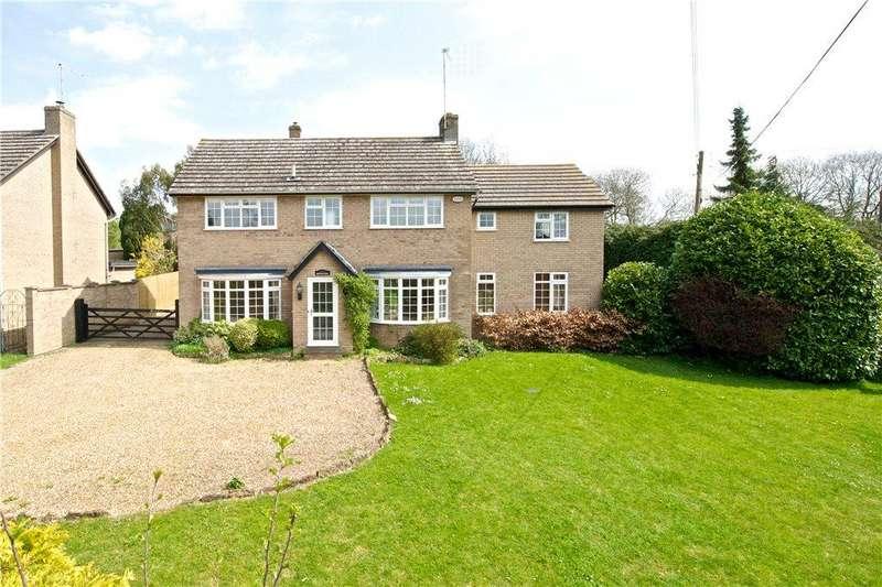 4 Bedrooms Detached House for sale in Bakers Lane, Shutlanger, Towcester, Northamptonshire