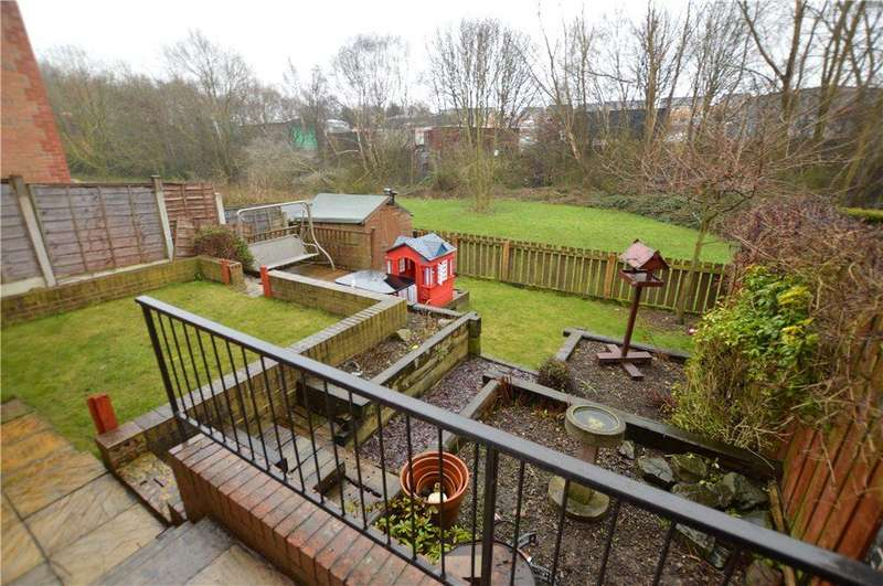 3 Bedrooms Semi Detached House for sale in Oast House Croft, Robin Hood, Wakefield, West Yorkshire