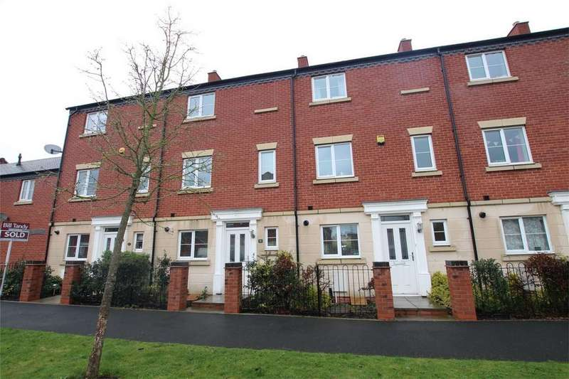 3 Bedrooms Terraced House for sale in Agincourt Road, Lichfield, Staffordshire