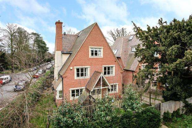 5 Bedrooms Detached House for sale in Cavendish Avenue, Cambridge