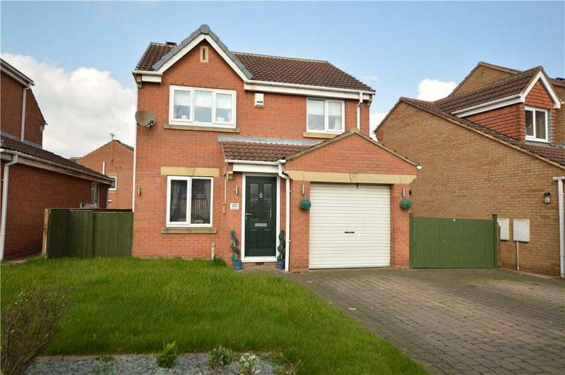 3 Bedrooms Detached House for sale in Tingley Crescent, Tingley, Wakefield