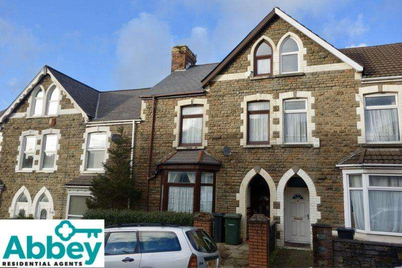 4 Bedrooms Town House for sale in Lewis Road, Neath, SA11 1DX